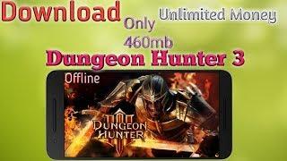 Dungeon Hunter 3   Mod Apk+Data   Download Free.