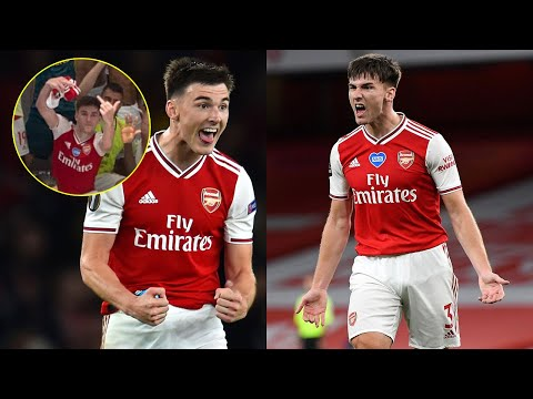 This Is Why Arsenal Fans Love Kieran Tierney!
