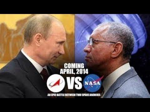 The battle between Roscosmos and NASA 7.10