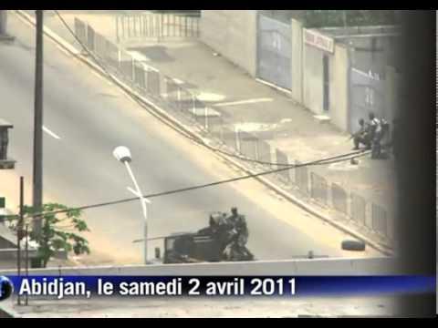 La bataille d'Abidjan, 02-04-2011
