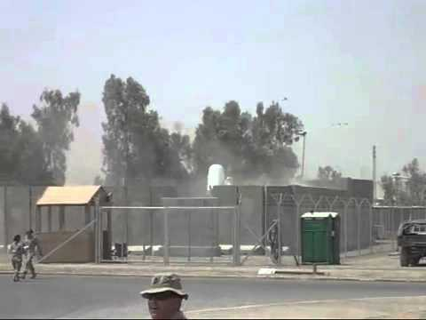 Baghdad Iraq, C-RAM - They Do Work ! Amazing Technology
