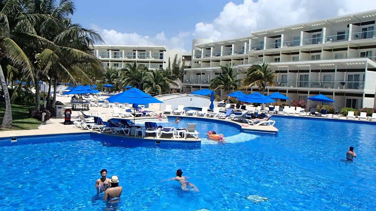 Azul Beach Hotel Cancun Riviera Maya Mexico