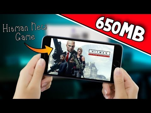 Hitman New Game For Android L Best High Graphics Game - [How To Download]