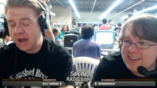 Gambar cover SoCal PM Arcadian #3 - Full Stream: Part 2 of 3 - Project M
