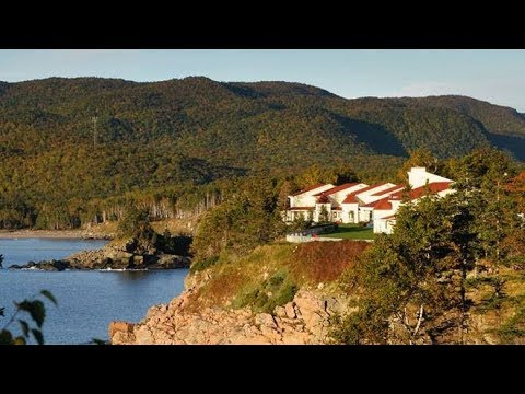 Atlantic Canada Vid 6 - Cabot Trail - Sydney to Ingonish Dashcam Realtime