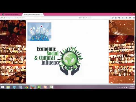 Internet Impact on Society, Culture and Economy