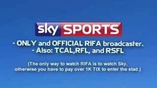 ROBLOX | SKY SPORTS AD