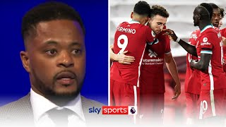 'I will call them a great team when they win THREE titles in a row!' | Patrice Evra on Liverpool