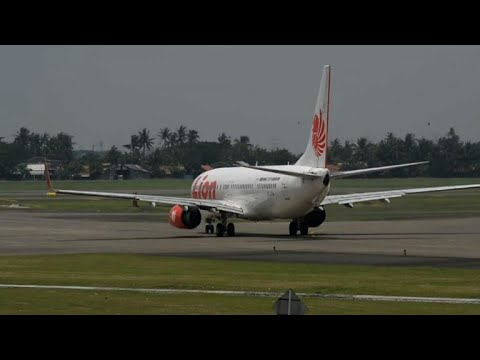 Indonesian Lion Air plane crashes into sea with 188 on board