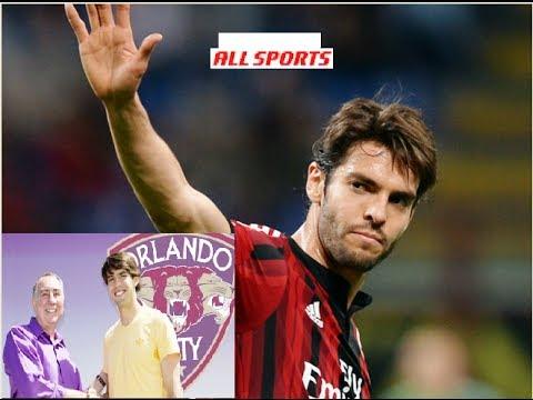 KAKA left A.C. Milan for MLS Orlando City!(HD 1080p) - 30.June.2014