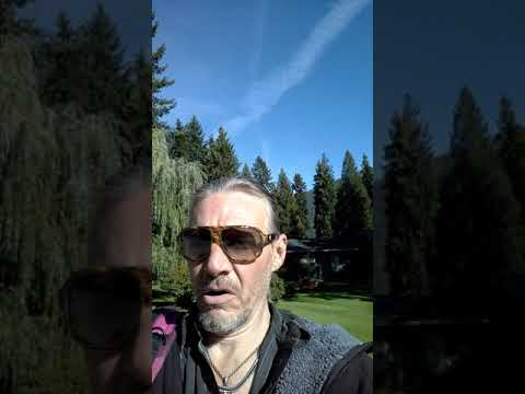 Chemtrails in Nelson BC. Announcing new project.