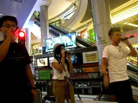 Will's Invasion - Coastin' (cover) (The Singapore Noise Festival 2011 @ ION)