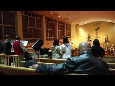 Oh Holy Night --Christmas Midnight Mass