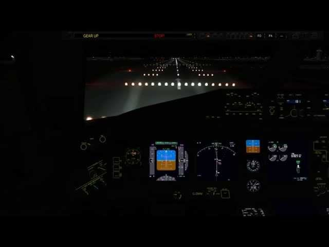 PMDG 777 With The New ProATC X And FS2Crew 777
