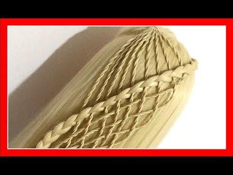KIDS HAIRSTYLES 2018 / Split Twist Basket weave /  HairGlamour Styles