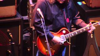 Allman Brothers Band - Beacon Theater 10/24/14 Worried Down With the Blues
