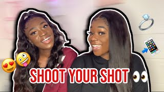 HOW TO SHOOT YOUR SHOT!! | DM'S, SNAPCHAT, & FLIRTING TIPS AND TRICKS!
