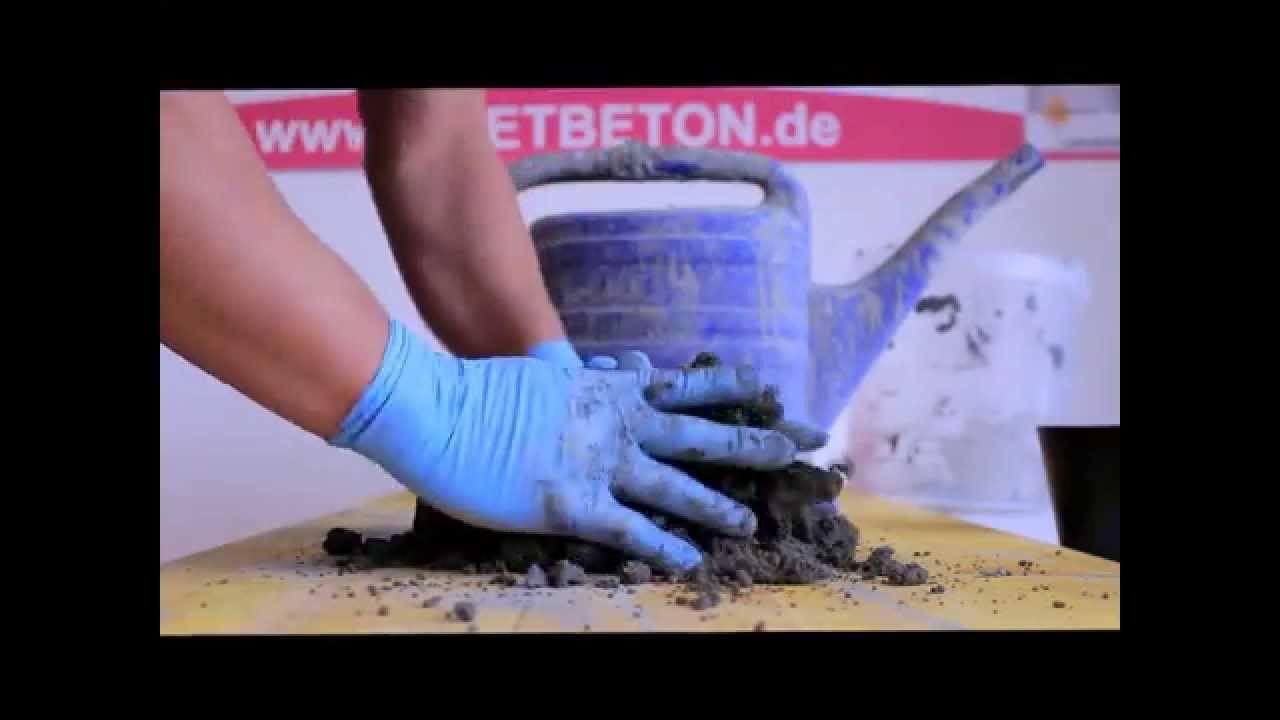 Diy Beton Kneten Knetbeton How To Do Deko Aus Beton