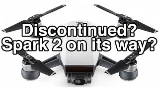 Video Discontinued? DJI Spark 2 on its way? download MP3, 3GP, MP4, WEBM, AVI, FLV Oktober 2018