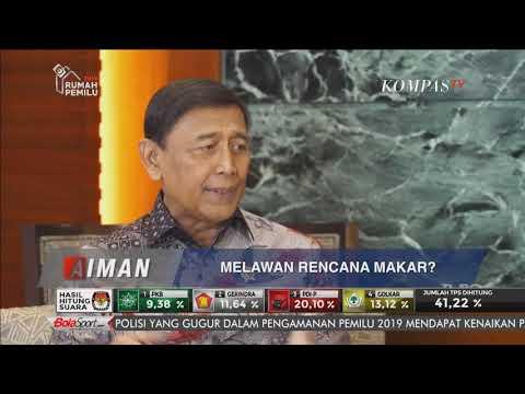 Wiranto: Habib Rizieq