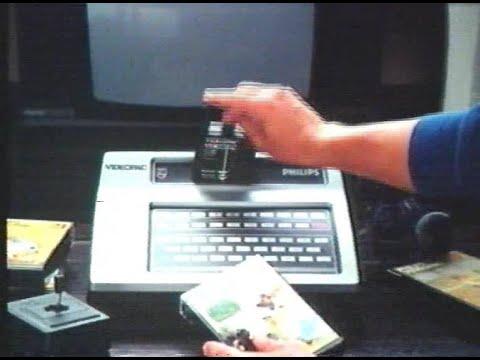 Philips Videopac spot 1983