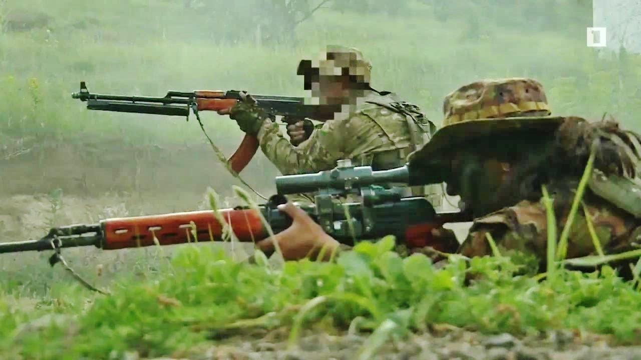 Смотреть армянские спецназа 8