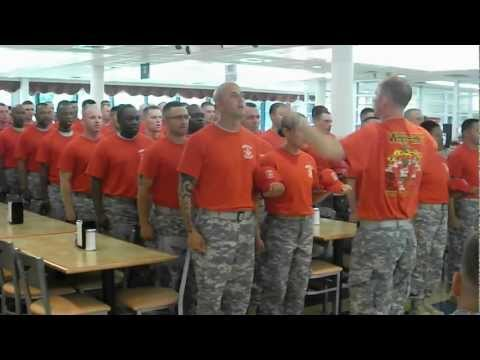 Warrant Officer Candidate School (WOCS) Class 12-25 Warr-Ants Class Song (Final)