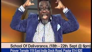 Festival of Deliverance with Bishop Dr Abraham Chigbundu
