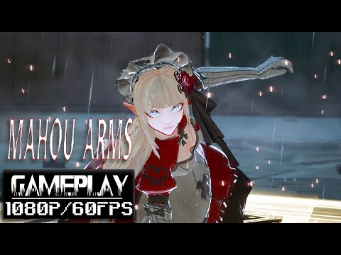 Mahou Arms  Gameplay (PC) [1080p HD 60FPS]