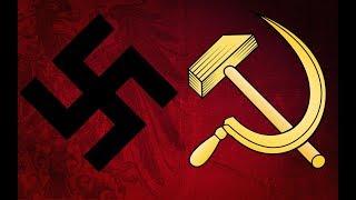 СССР и Фашистская Германия Мем Том и Джери приколы
