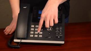 210IT - Yealink T46G - Setting up Voicemail