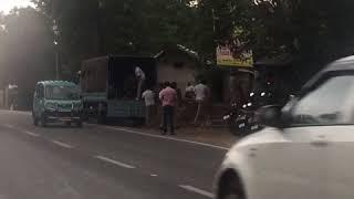 Violinist Balabhaskar car accident Spot