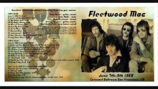 FLEETWOOD MAC : Have you ever loved a woman : 9-6-68 .