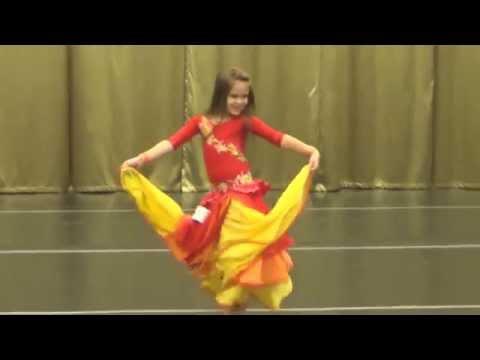 Коростина Кристина Mini Kids Oriental Classic Championship