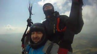 Полеты на параплане в Дагестане 2015г