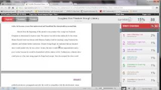 Turnitin: An Overview for Instructors