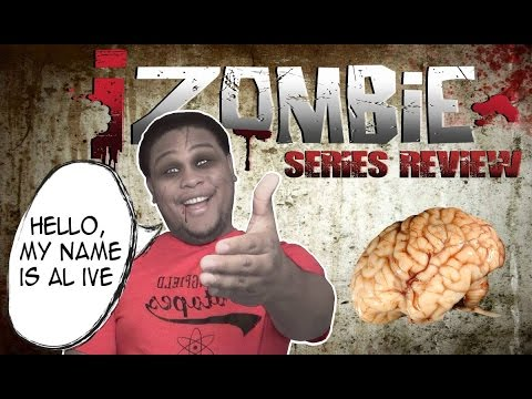 iZombie TV Review (with Special Guest Comic Uno)