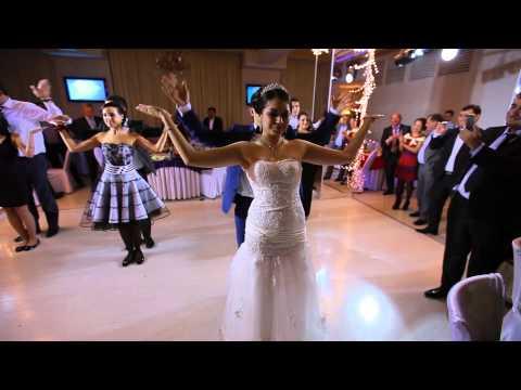 Свадебный флешмоб индийский