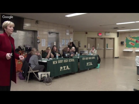 November 2018 New Dorp High School PTA Meeting