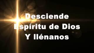 Desciende Espiritu Santo - Barak Letra thumbnail