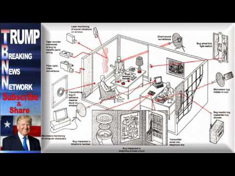 'Wiretapping' Trump Tower Two Spy Hunters Explain Exactly How Deep State Did It