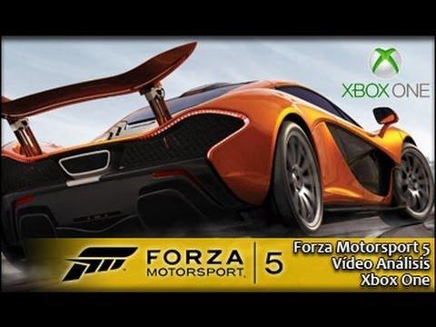 Forza Motorsport 5 Xbox One (español) | Análisis GameProTV