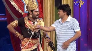 Jabardasth - జబర్దస్త్ - Chalaki Chanti Performance on 6th March 2014