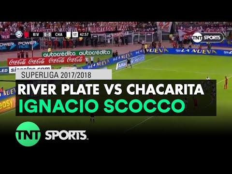 Ignacio Scocco (1-0)