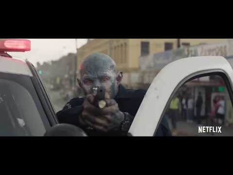 BRIGHT Official Trailer 3 2017 Will Smith Thriller Netflix Movie HD