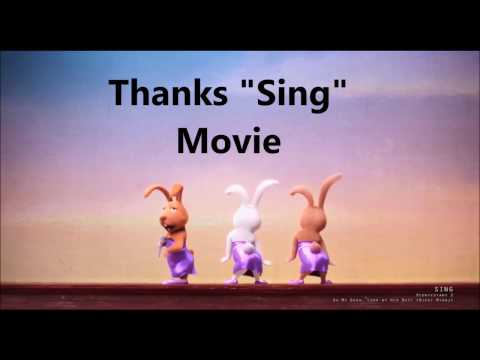 Sing Movie..Thanks (OMG look at her butt)