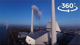 Vil du med ind i et af fremtidens grønne kraftværker i 360°?