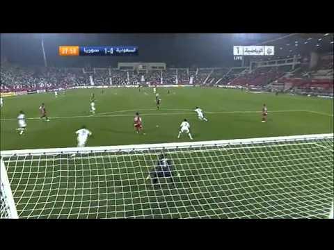 السعودية - سوريا : كأس آسيا 2011