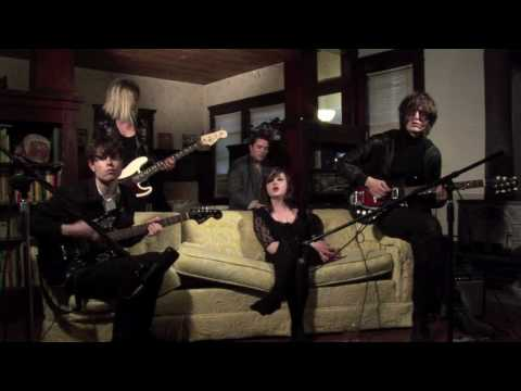 Rose Dougall & The Distractions - 'Leave' @ Berkman House  - Austin Texas, SXSW 2010