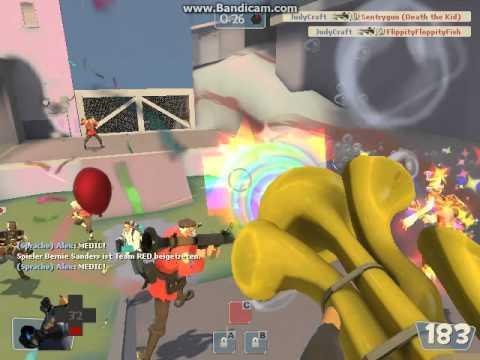 Meet the pyro (GamePlay) |